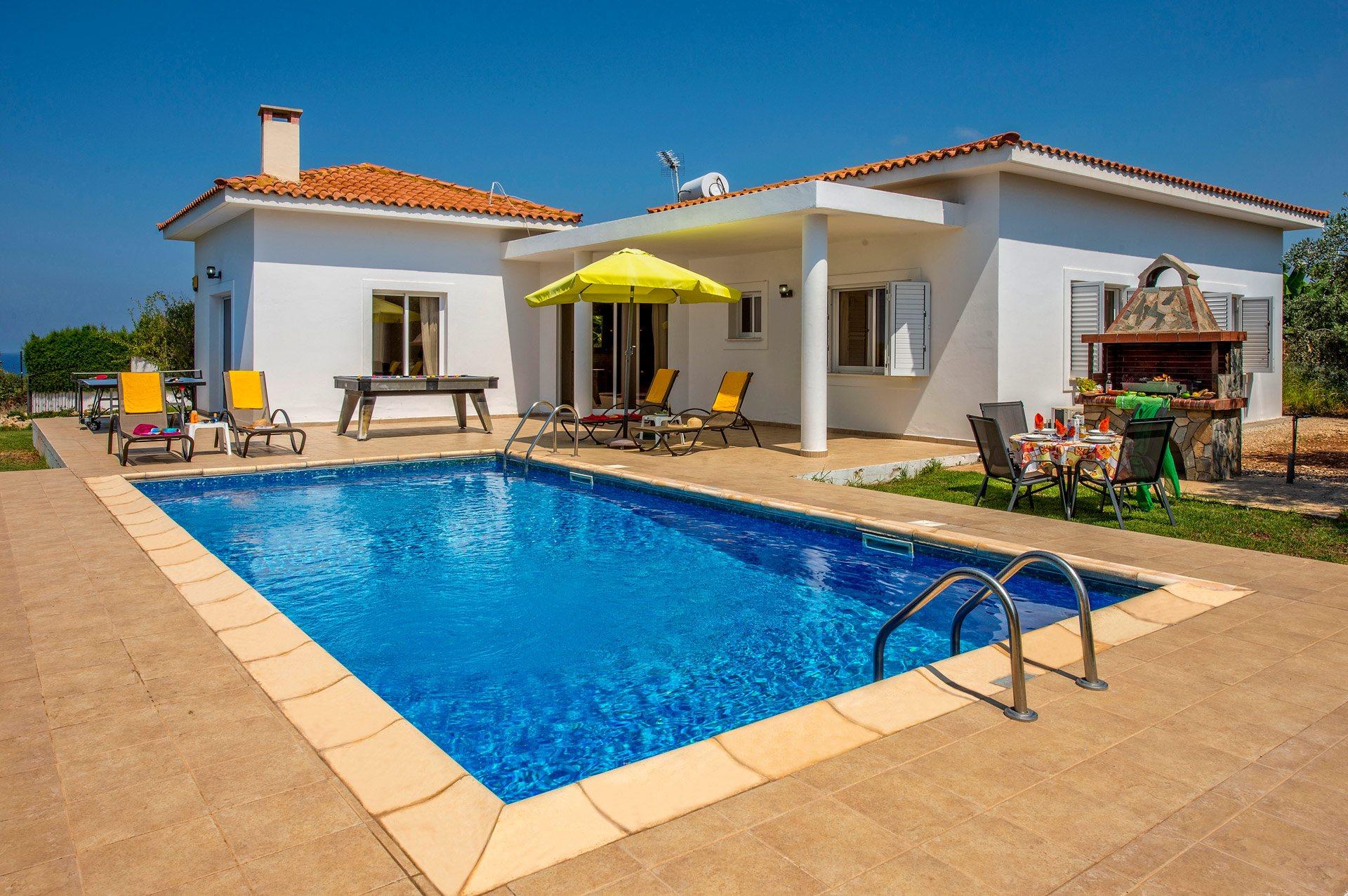 Villa Pola, St. Georges, Cyprus
