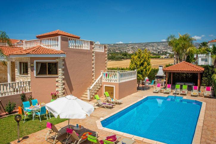 Villa Polyxeni, Coral Bay, Cyprus