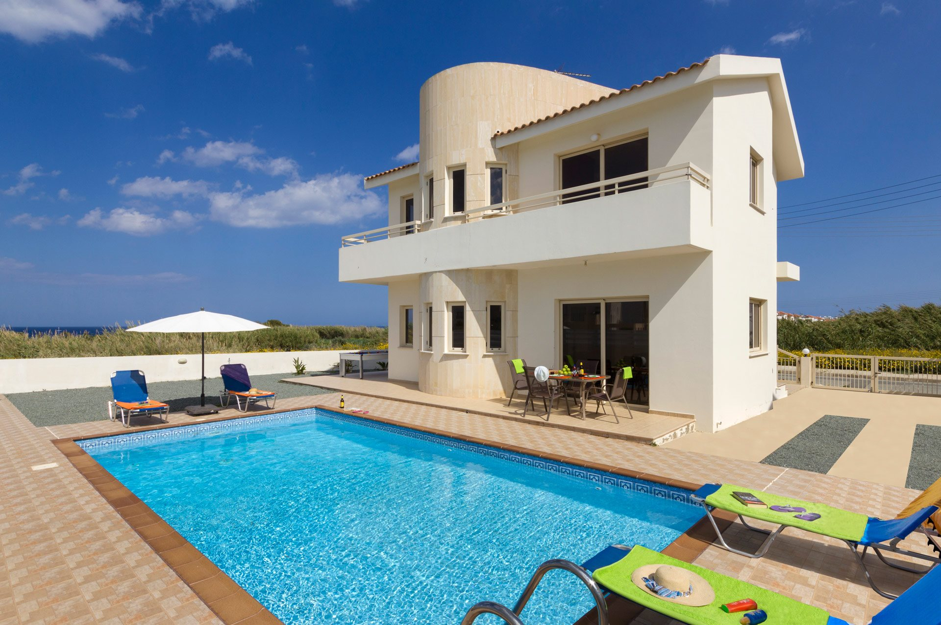 Villa Pyros, Protaras, Cyprus