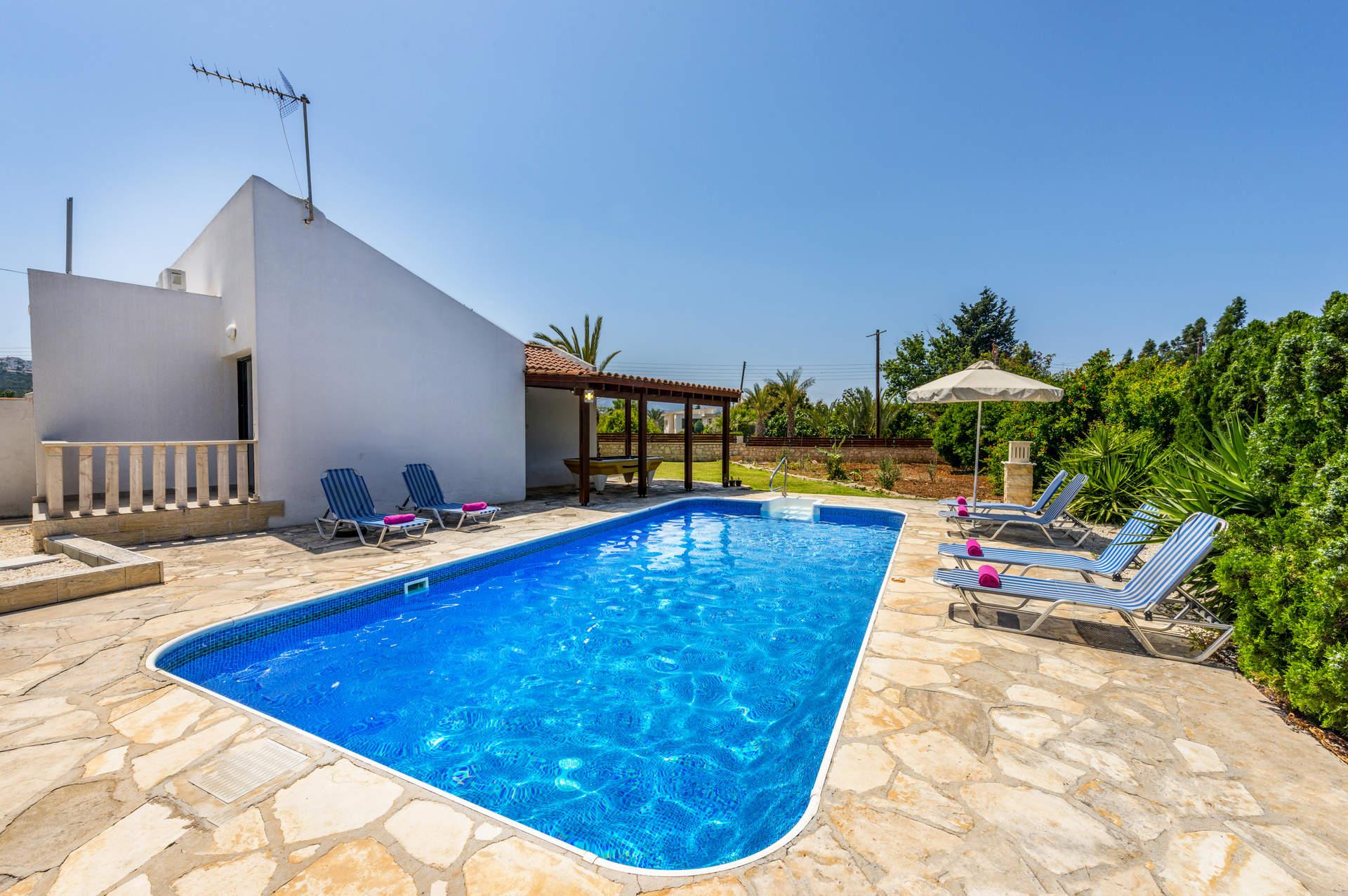Villa Theo Sapphire, Latchi, Cyprus