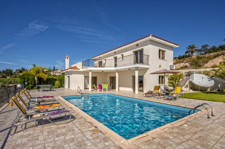Villa Savvas, Peyia, Cyprus
