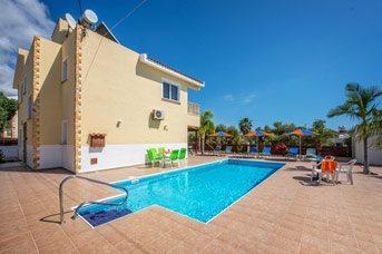 Villa Semeli, Coral Bay, Cyprus