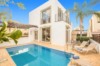Villa Sirena Sun, Protaras, Cyprus