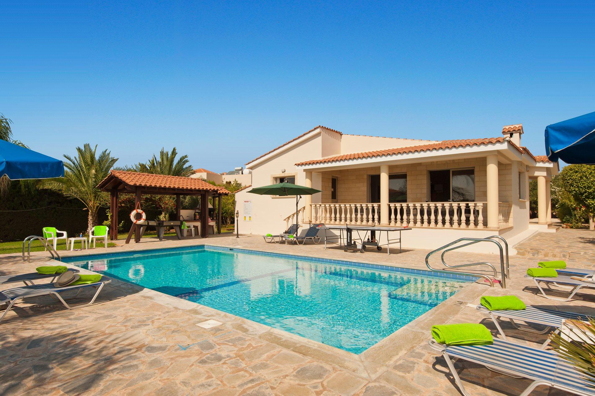 Villa Stefania, Coral Bay, Cyprus