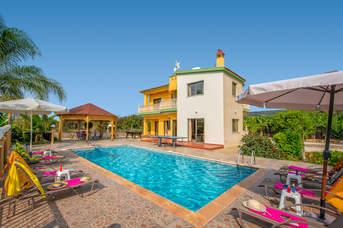 Villa St George, St. Georges, Cyprus