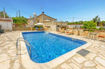 Villa Stone House, Latchi, Cyprus