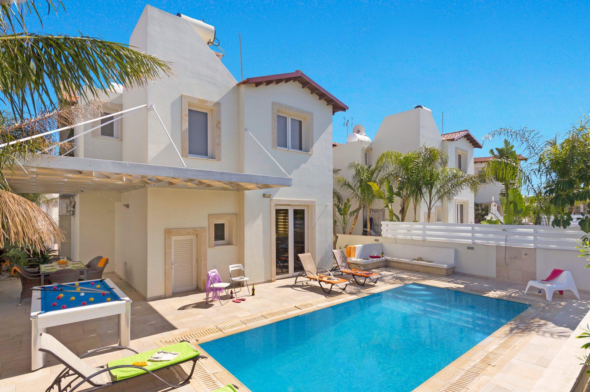Villa Thanasis, Protaras, Cyprus