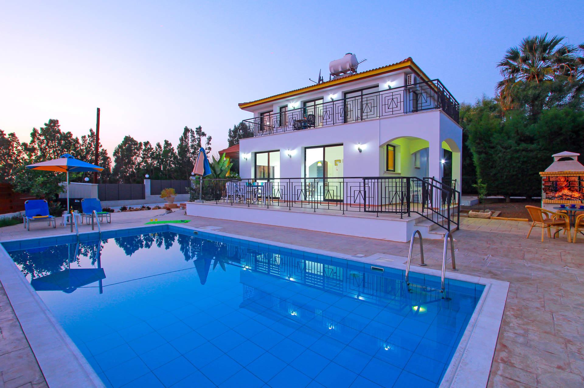 Villa Themis, Coral Bay, Cyprus
