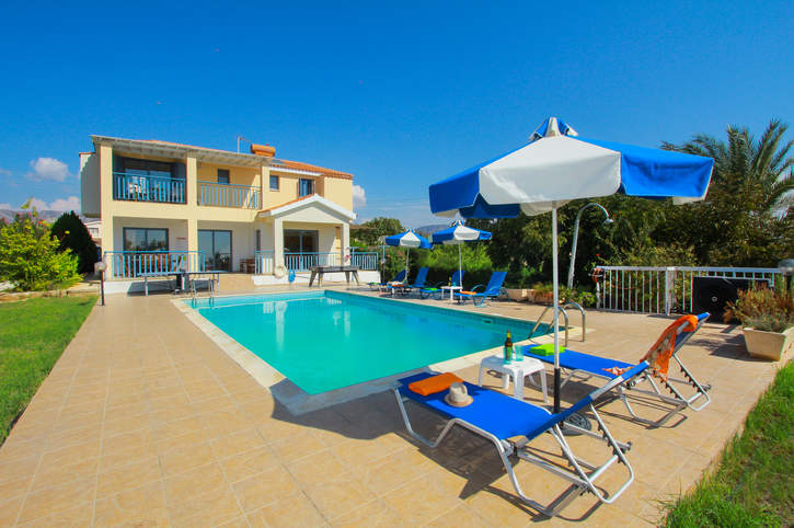 Villa Vineyard, Peyia, Cyprus