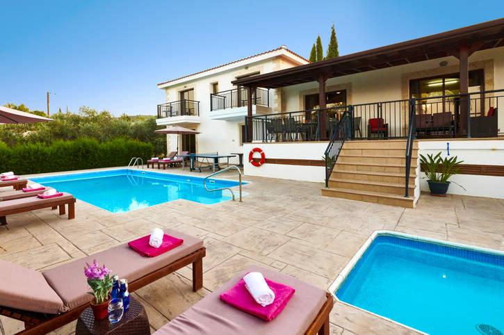 Villa Yiolani, Latchi, Cyprus