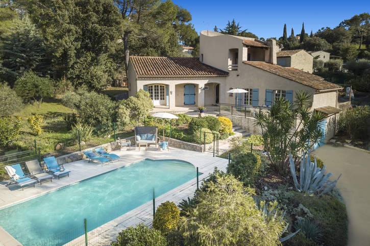 Villa Les Agaves, Peymeinade, French Riviera, France