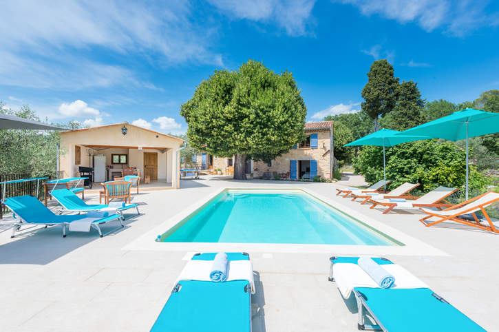 Villa La Bergerie, St Cezaire Sur Siagne, French Riviera, France