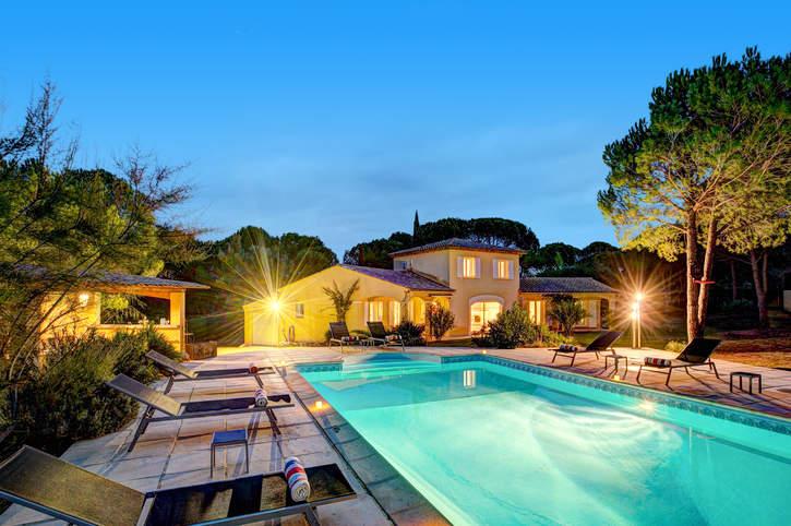 Villa Cigale, Vidauban, French Riviera, France