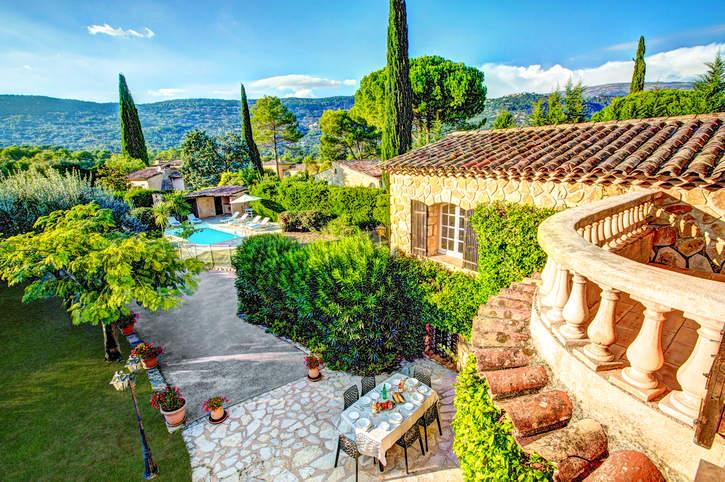 Villa Pierre, Peymeinade, French Riviera, France