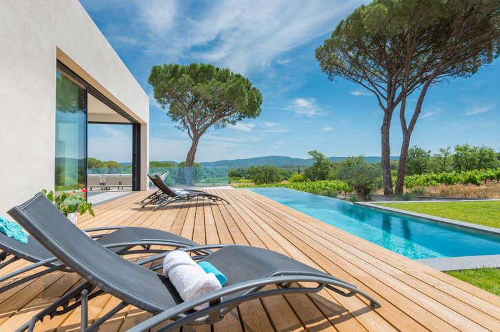 Villa Pins Parasols, Vidauban, French Riviera, France