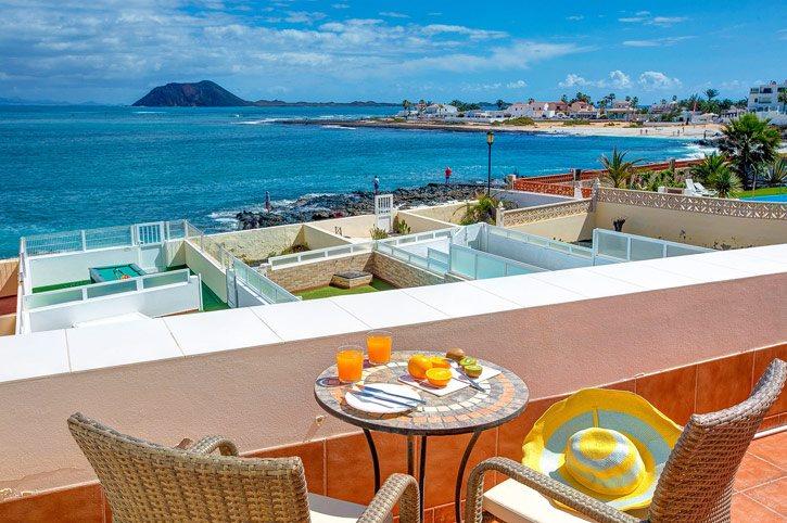 Villa Atlantico, Corralejo, Fuerteventura