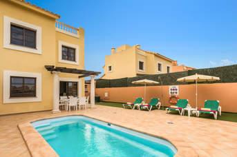 Villa Aura, Corralejo, Fuerteventura