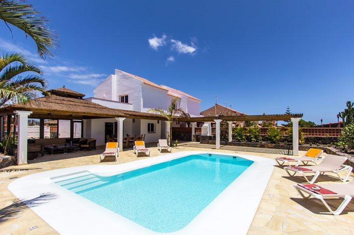 Villa Bali, Corralejo, Fuerteventura