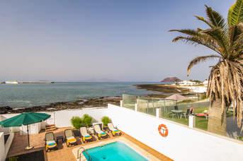 Villa Bella Vista, Corralejo, Fuerteventura