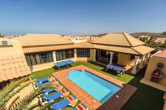 Villa Brisas Mar, Corralejo, Fuerteventura