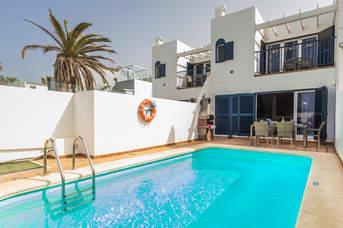 Villa Buena Vista, Corralejo, Fuerteventura