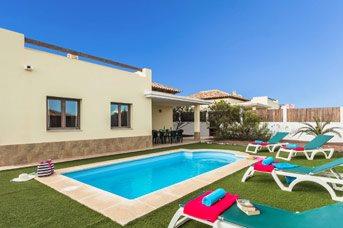 Villa Caleta Heights, Caleta de Fuste, Fuerteventura