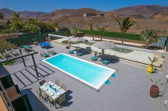 Villa Diamond, Corralejo, Fuerteventura