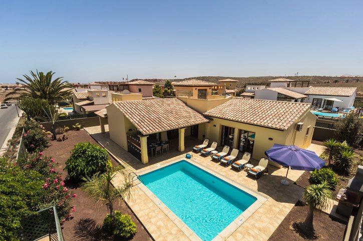 Villa Ducales, Corralejo, Fuerteventura