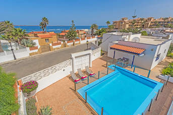Villa Emilia, Corralejo, Fuerteventura