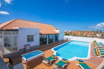 Villa Esmeralda, Corralejo, Fuerteventura