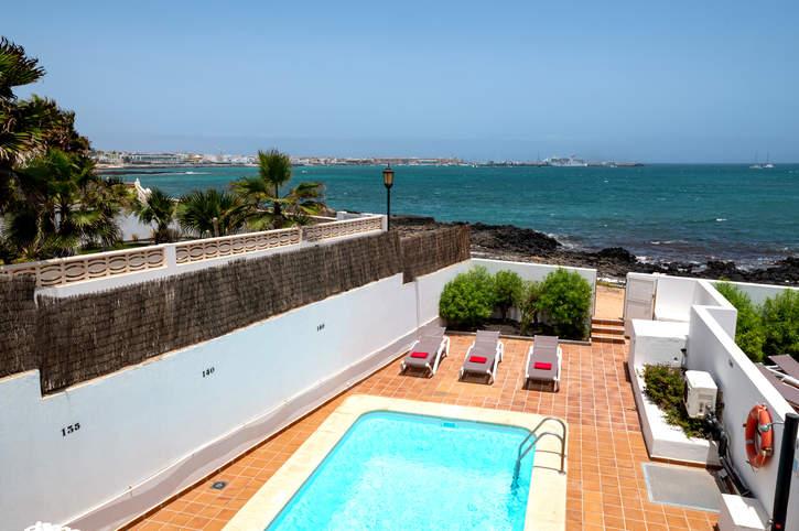 Villa Isabella, Corralejo, Fuerteventura, Spain