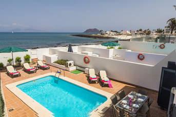 Villa Isabella, Corralejo, Fuerteventura