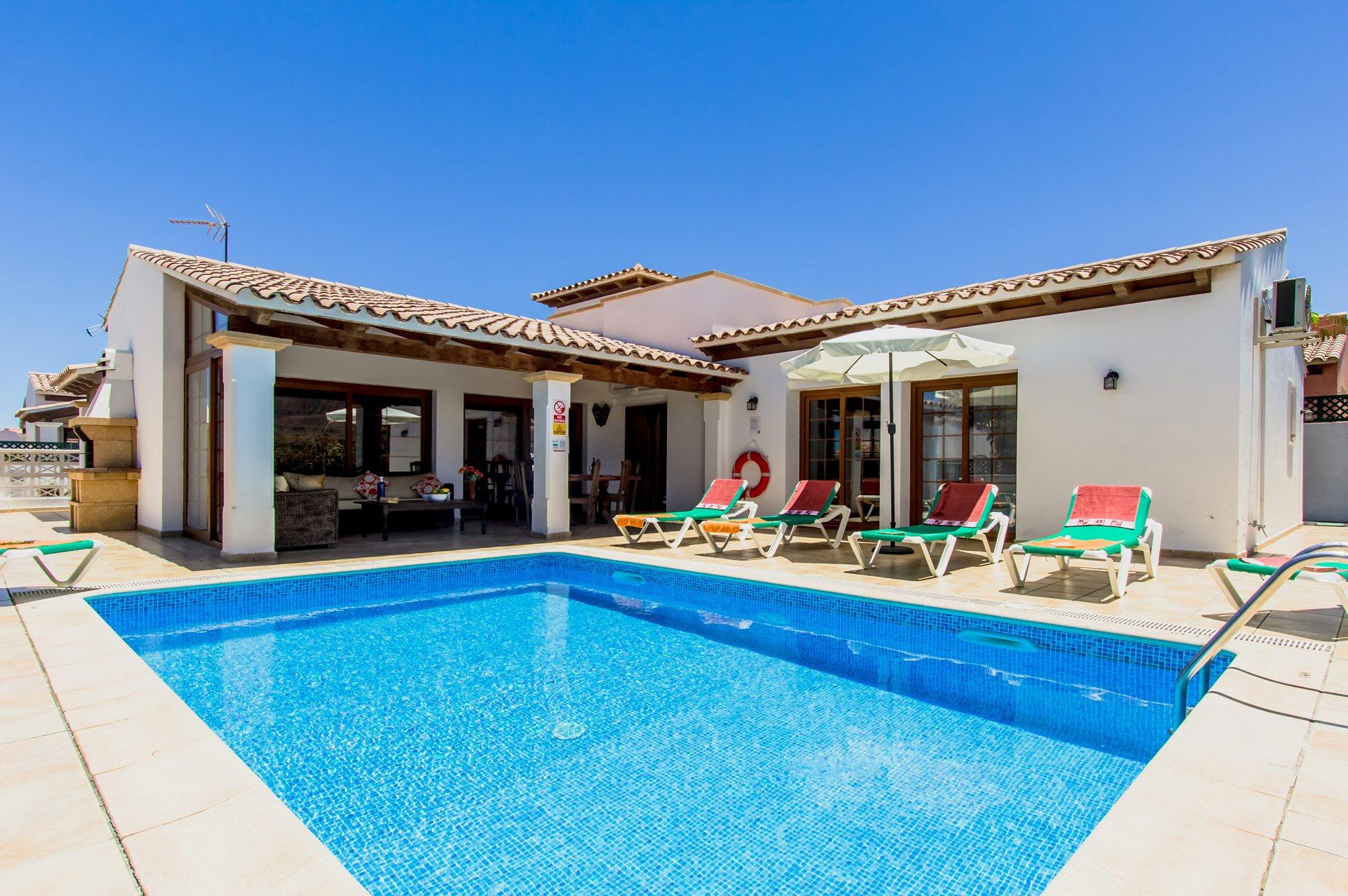 Villa Jardin Canario, Corralejo, Fuerteventura
