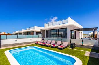 Villa Lauren, Corralejo, Fuerteventura