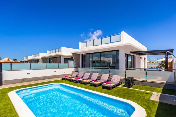 Villa Lauren, Corralejo, Fuerteventura, Spain