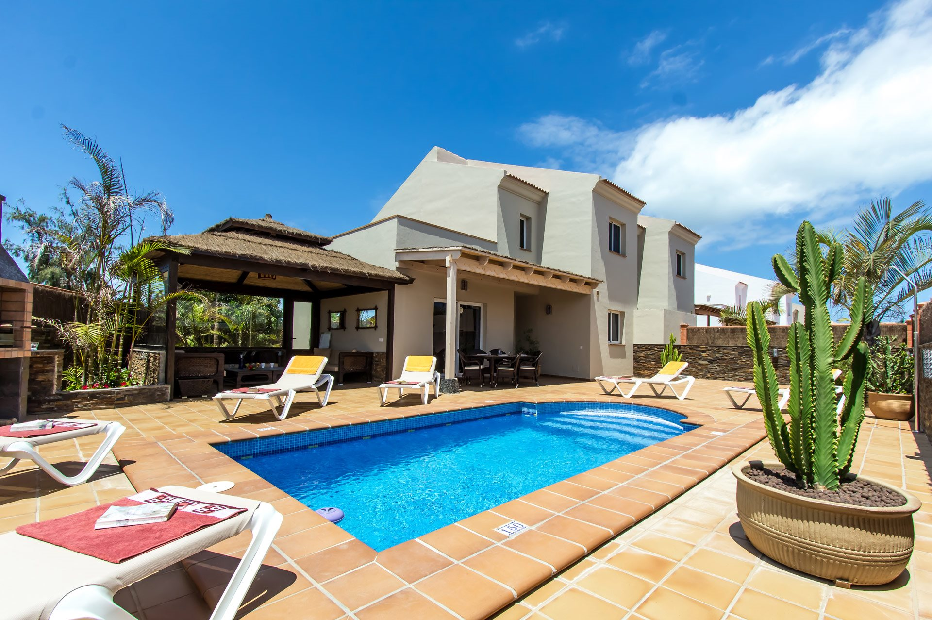 Villa Lisa, Corralejo, Fuerteventura, Spain