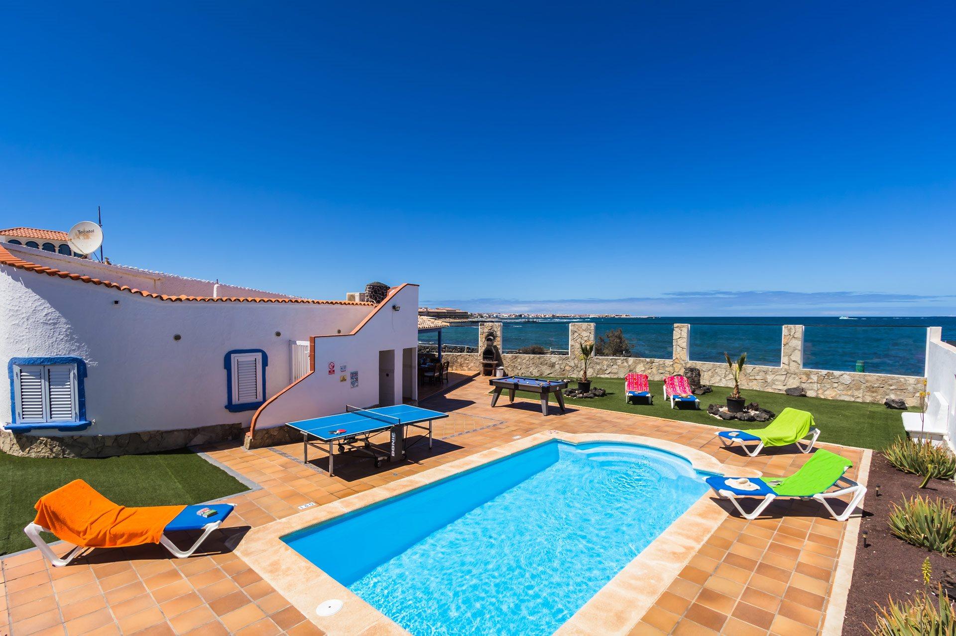 Villa Lobos, Corralejo, Fuerteventura