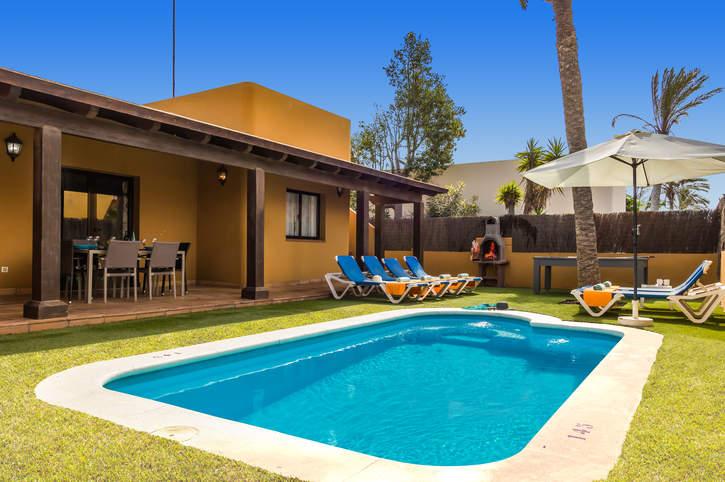 Villa Luciana, Corralejo, Fuerteventura