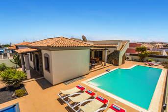 Villa Maca, Corralejo, Fuerteventura