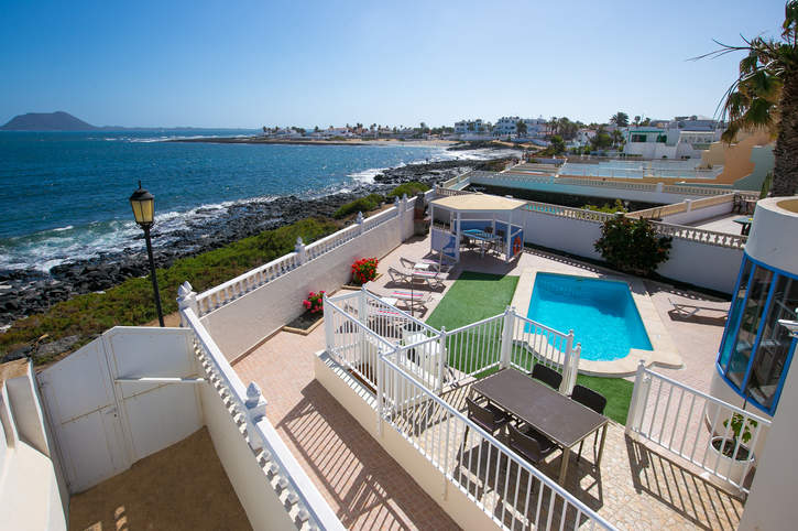 Villa Magali Mar, Corralejo, Fuerteventura