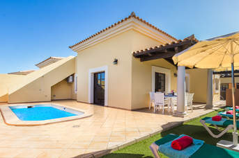 Villa Mia, Corralejo, Fuerteventura