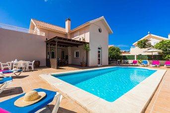 Villa Michelle, Corralejo, Fuerteventura