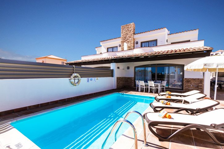 Villa Nanda, Corralejo, Fuerteventura