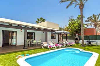 Villa Oasis, Corralejo, Fuerteventura