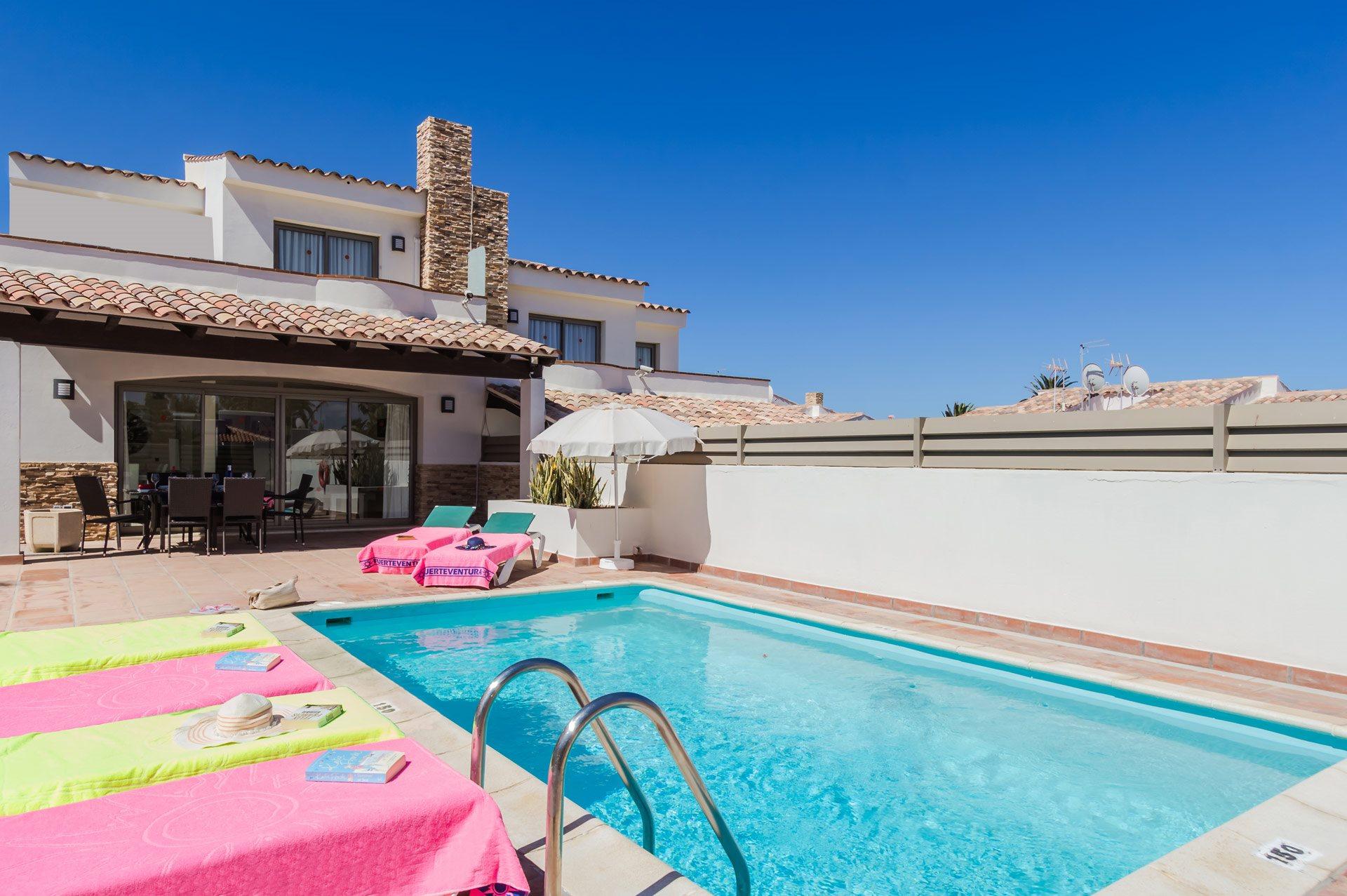 Villa Ola, Corralejo, Fuerteventura