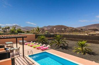 Villa Palm View, Corralejo, Fuerteventura