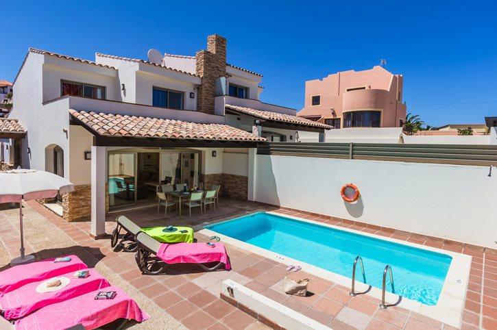 Villa Pino, Corralejo, Fuerteventura