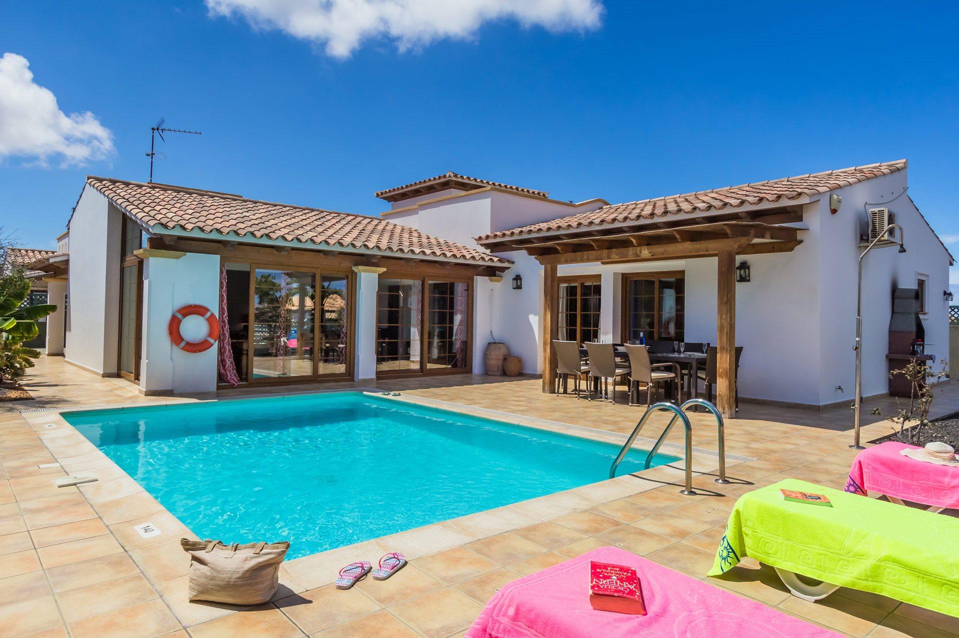 Villa Sherry, Corralejo, Fuerteventura