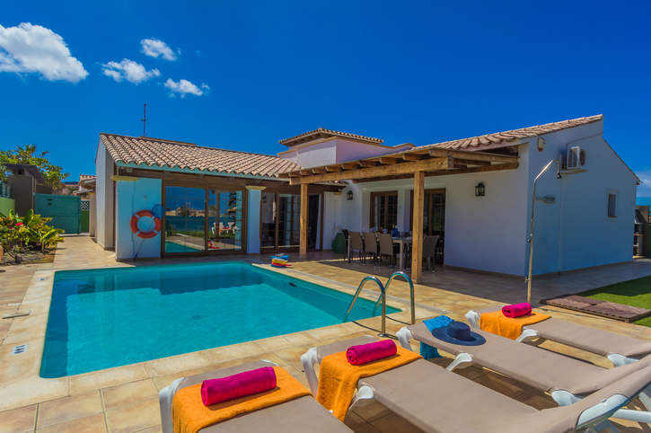 Villa Sherry, Corralejo, Fuerteventura, Spain