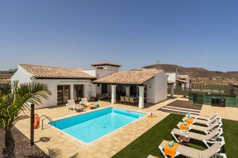 Villa Sherry II, Corralejo, Fuerteventura